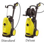 Karcher Xpert-HD 7125 Standard and 7125X Deluxe Pressure Washers